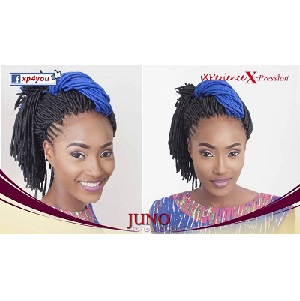 Xpression Juno Crochet Braid